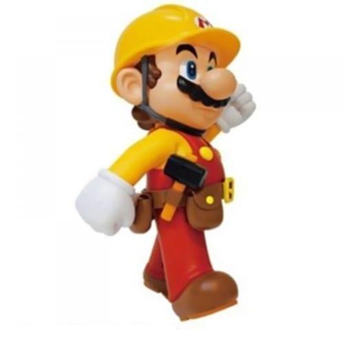"""Figura Mario Maker Banpresto Mario Bros Videojuegos en Bolsa 5"""" (Copia)"""