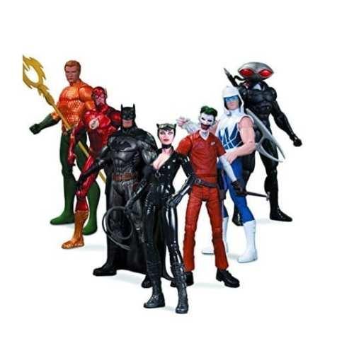 """Figura Personajes Varios DC Collectibles DC Comics Super Heroes vs Super Villanos (Unidad) (Copia) 7"""""""