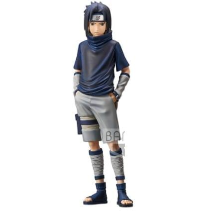 """Figura Sasuke Banpresto Grandista Naruto Anime Shinobi Relations Sasuke Joven 10"""" (Copia)"""