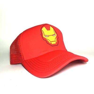 Gorra de Malla Iron Man TooGEEK Iron Man Marvel