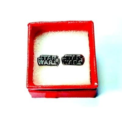 Aretes Logo Star Wars TooGEEK Star Wars