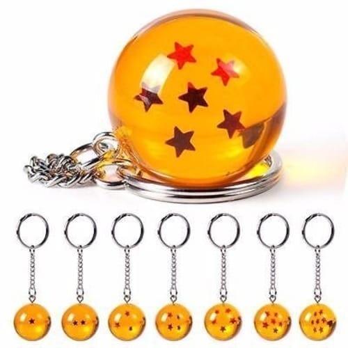 Llavero Esferas del Dragon PT Dragon Ball Anime (Unidad)