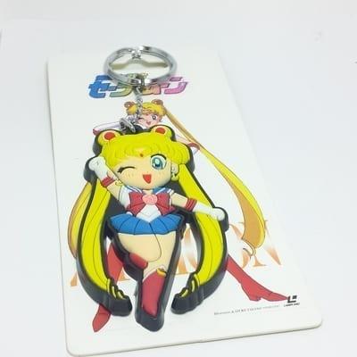 Llavero Goma Usagi Tsukino PT Sailor Moon Anime (Copia)