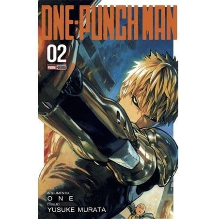 Manga One Punch Man Panini One Punch Man Anime Volumne 2
