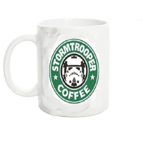 Mug Tallado Stormtrooper TooGEEK Star Wars Coffe