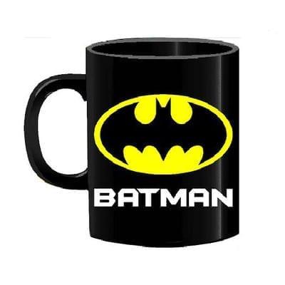 Mug Tallado Batman TooGEEK DC Comics Logo 1989