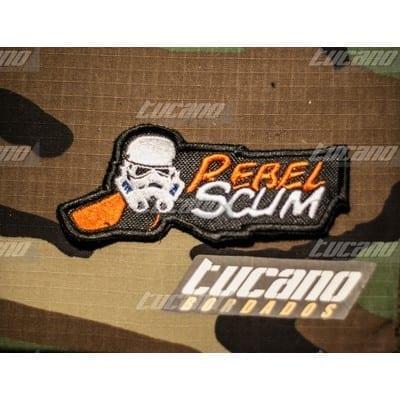 Parche Rebel Scum Tucano Star Wars