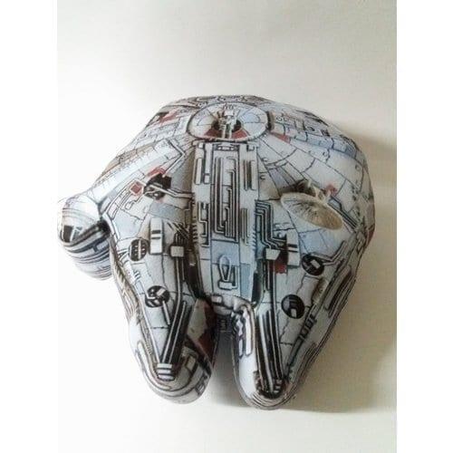 """Peluche Halcón Milenario NS Star Wars 18"""""""