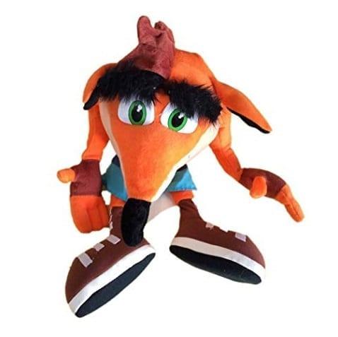 "Peluche Crash Bandicoot Universal Crash Bandicoot Videojuegos 18"" (Copia)"