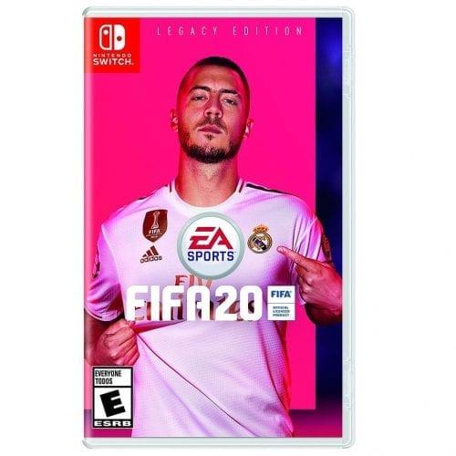 Videojuego Nintendo Switch DPR Ea Sports FIFA 20 Videojuegos