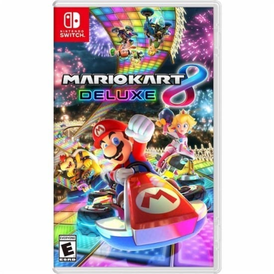 Videojuego Nintendo Switch DPR Mario Kart 8 Deluxe Videojuegos