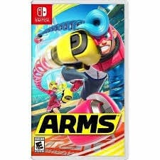 Videojuego Nintendo Switch DPR Nintendo Arms Videojuegos