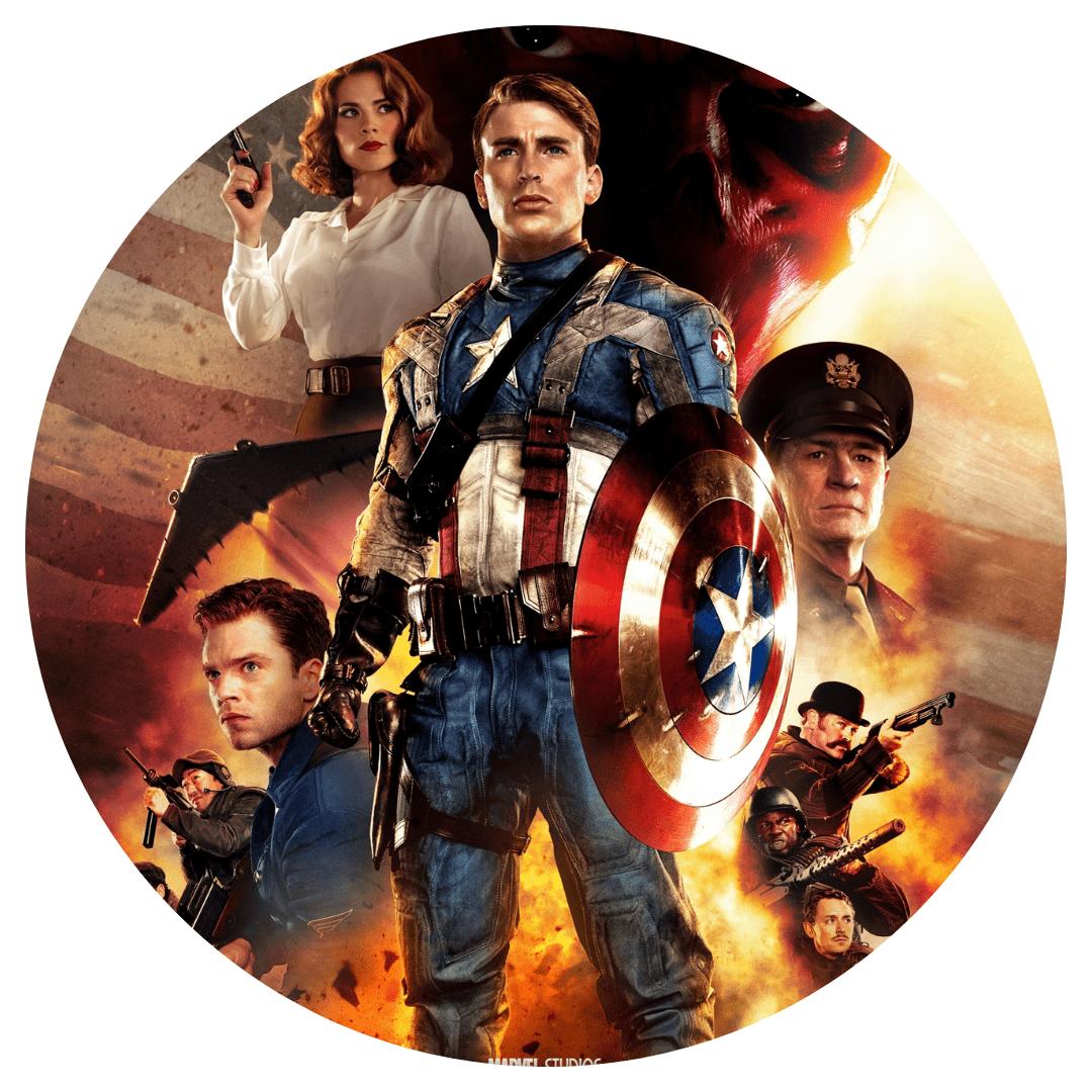 Universo cinematográfico de Marvel 1