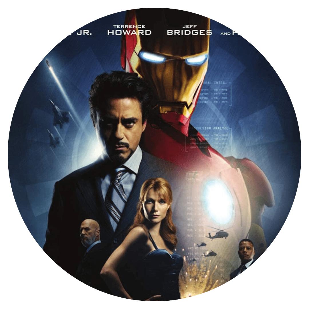 Universo cinematográfico de Marvel 3