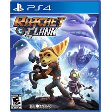 Videojuego Playstation 4 DPR Imsomniac Ratchet and Clank Videojuegos