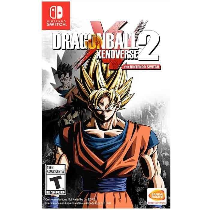 Videojuego Nintendo Switch DPR Dragon Ball Xenoverse 2 Videojuegos