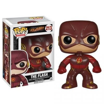 Figura Flash Funko POP Flash DC Comics