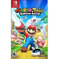 Videojuego Nintendo Switch DPR Nintendo And Ubisoft Mario + Rabbids Kingdom Battle Videojuegos