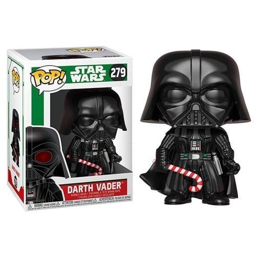 Figura Darth Vader Funko POP Star Wars con Baston de Caramelo