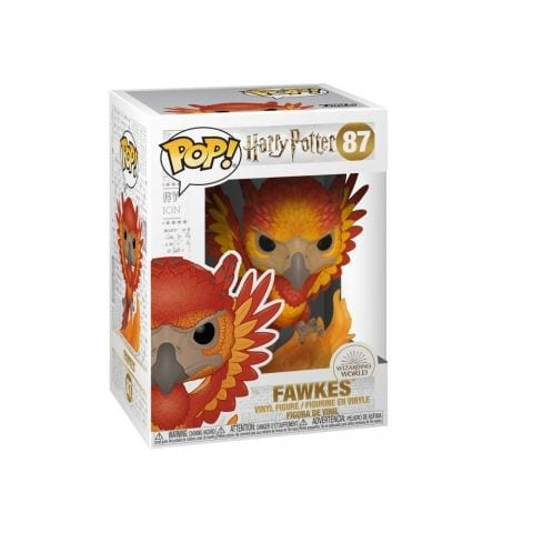 Figura Fawkes Funko POP Harry Potter Fantasia