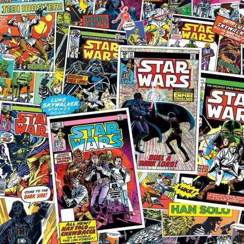 Revistilla Varias Star Wars
