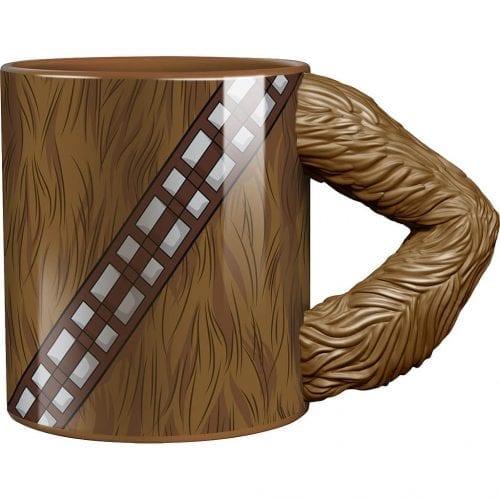 Mug Chewbacca PT Star Wars Cuerpo en Cerámica