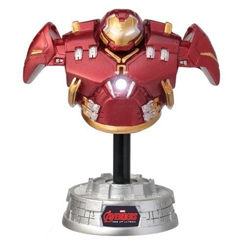 Busto Hulkbuster Monogram Age Of Ultron Marvel 6""