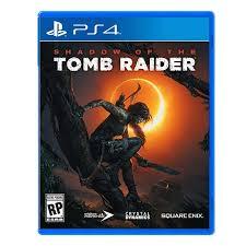 Videojuego Playstation 4 DPR Square Enix Shadow of the Tomb Raider Videojuegos