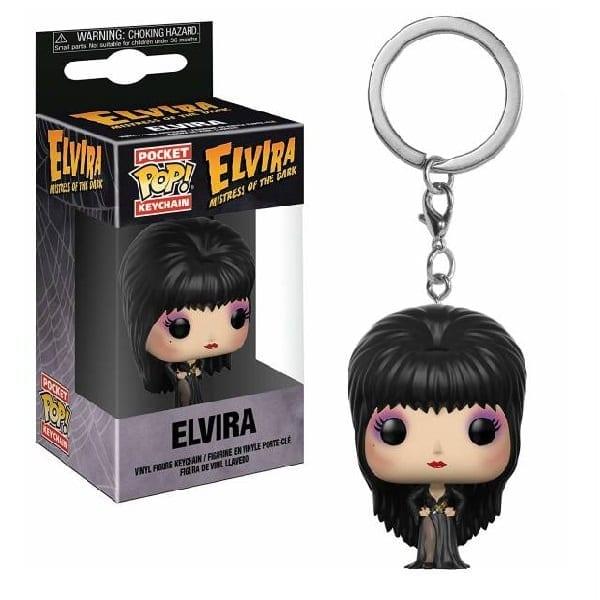 Llavero Elvira Funko POP Terror