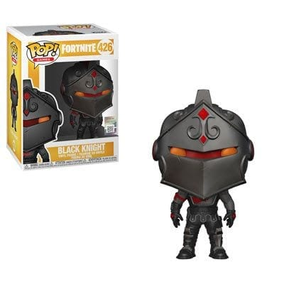 Figura Black Knight Funko POP Fortnite Videojuegos