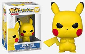 Figura Pikachu Furioso Funko POP Pokémon Anime
