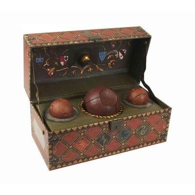 Cofre Decorativo Equipo de Quidditch PT Harry Potter Fantasia