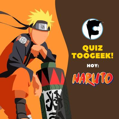 Quiz TooGEEK Naruto