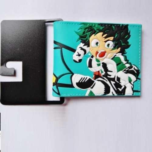 Billetera Midoriya PT Boku no Hero Anime Midoriya Deku (Copia)
