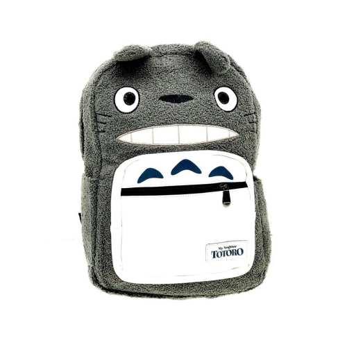 Maleta Totoro PT Studio Ghibli Anime con Textura Felpudo