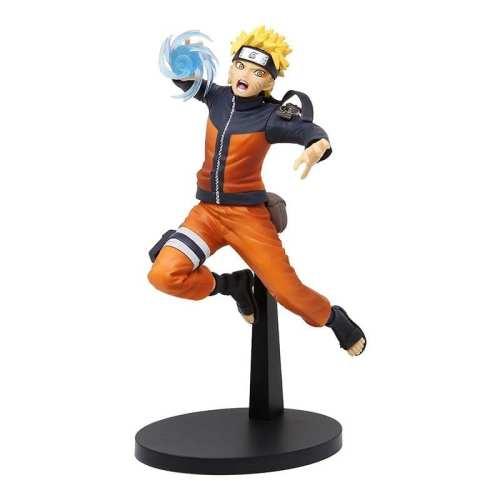 Figura Naruto Banpresto Naruto Anime Con Rasengan