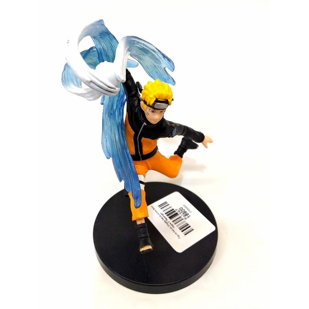"""Figura Naruto DHgate Naruto Anime Base Negra 4"""" Rasengan"""