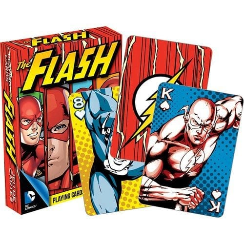 Cartas The Flash Aquarius Marvel