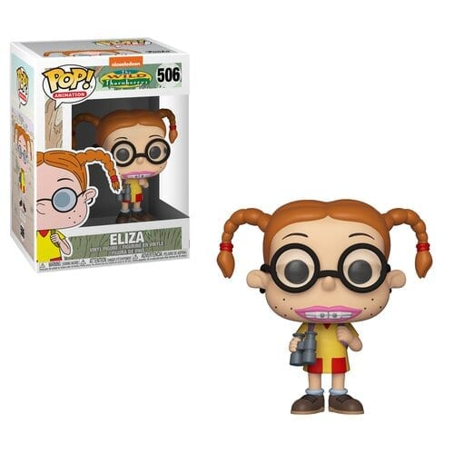 Figura Eliza Funko POP 90 Nick Animados