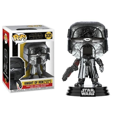 Figura Knight of Ren Funko POP Star Wars Blaster Rifle