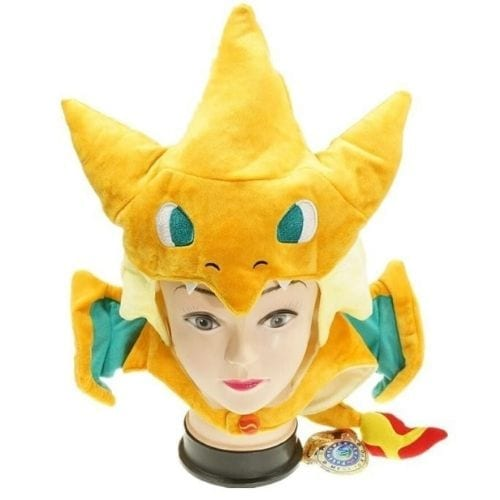 Gorro Charizard Y PT Pokémon Anime
