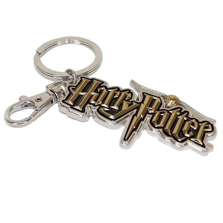 Llavero Metálico Logo PT Harry Potter Fantasía