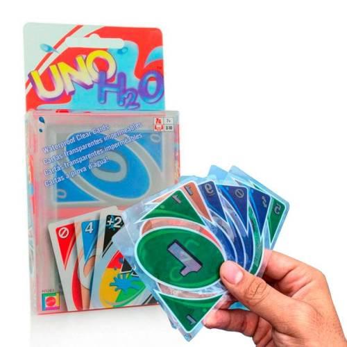 Juego de Mesa UNO Funny Game Didácticos Version H2O