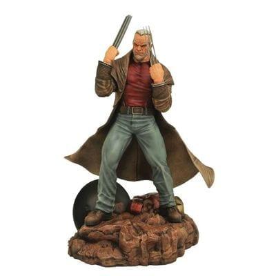 Estatuilla Logan Diamond Select Marvel Gallery Old Man Logan Marvel
