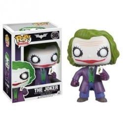 Figura The Joker Funko POP Batman DC Comics The Dark Knight Trilogy