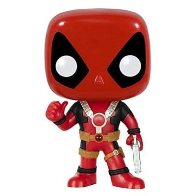 Figura Deadpool Funko POP Marvel Thumb Up