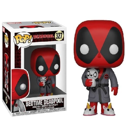 Figura Deadpool Funko POP Deadpool Marvel en Bata