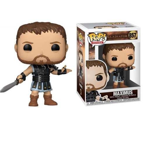 Figura Maximus Funko POP Gladiador Iconos