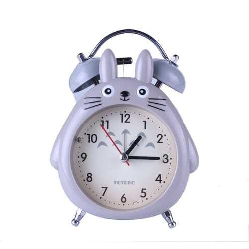 Reloj Despertador Totoro PT My Neigbor Totoro Anime