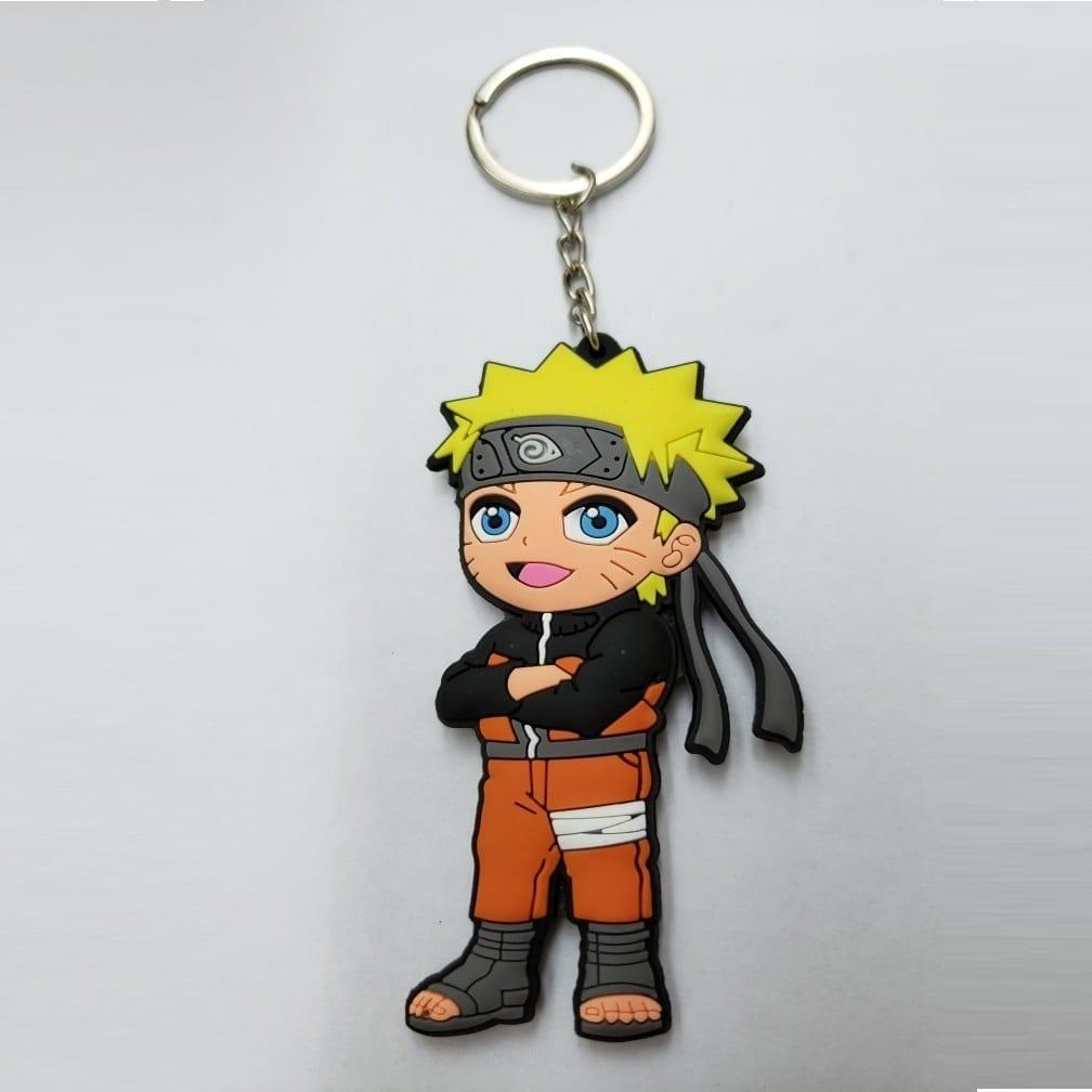 Llavero Goma Naruto PT Anime